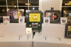 Auction items include highly sought-after memorabilia pieces