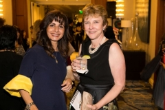 The Honorable Gassia Apkarian and Mrs. Alice Apkarian