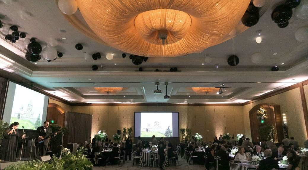 2018 AECP Gala Black and White Ball