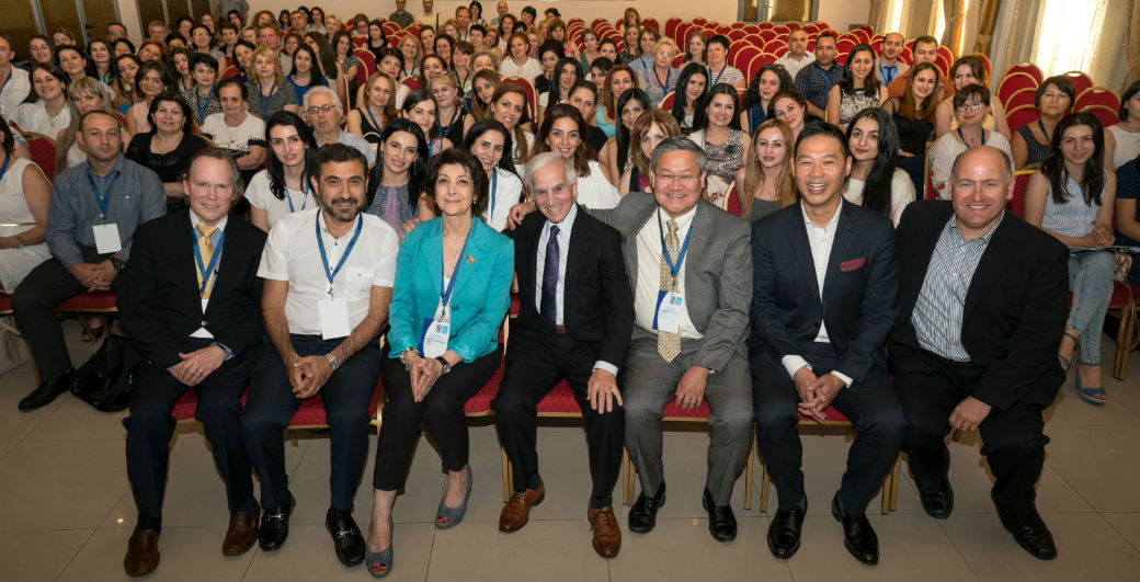Armenian EyeCare Project » AECP Welcomes Medical Professionals to