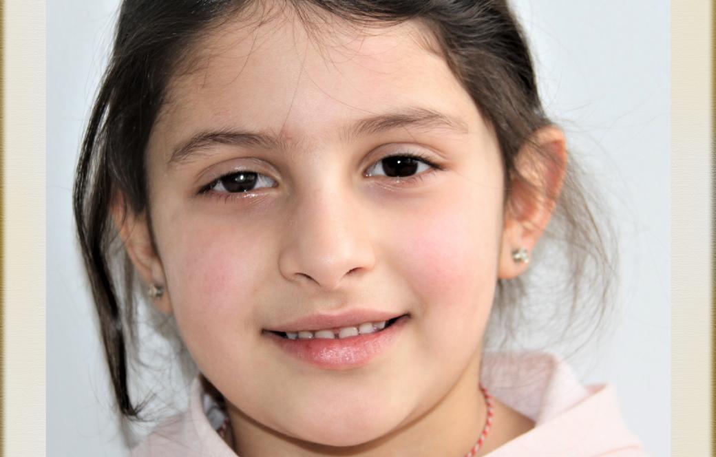 artsakh child refugee